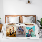 6_Photo blanket – plush 60×80