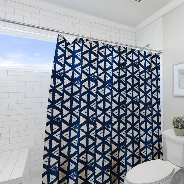 Custom Shower Curtain – Simply Spirit